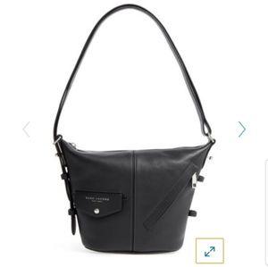 Marc Jacobs Mini Sling Leather Convertible Hobo
